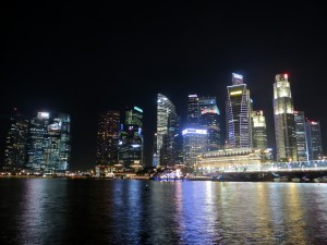 Marina Bay, Singapore  [2013]
