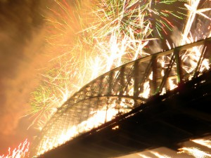 New Year's Day, Sydney  [2014]
